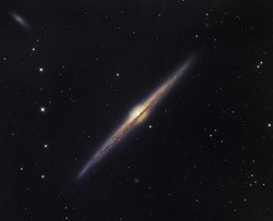 NGC 4565 Needle Galaxy