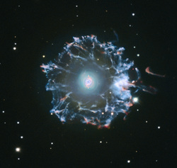 NGC 6543 Cat s Eye Nebula